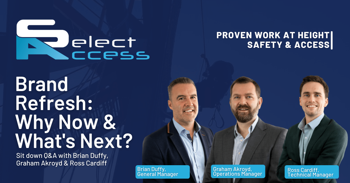 Select Access Brand Refresh Q&A