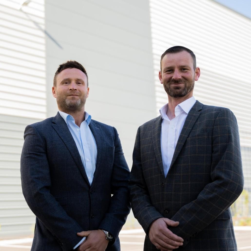 Paudi Reidy and John Kinsella - Co-Founders of Select Access