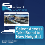 Select Access Take Brand to New Heights with Brand Refresh